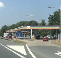 Shell Amstelveen (A9) in regenboogkleuren