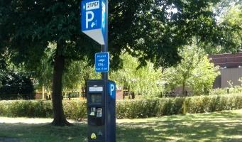 Diverse parkeerautomaten weg uit Stadshart