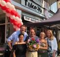 Felicitaties voor trendsetter Take-Ya: 25 jaar