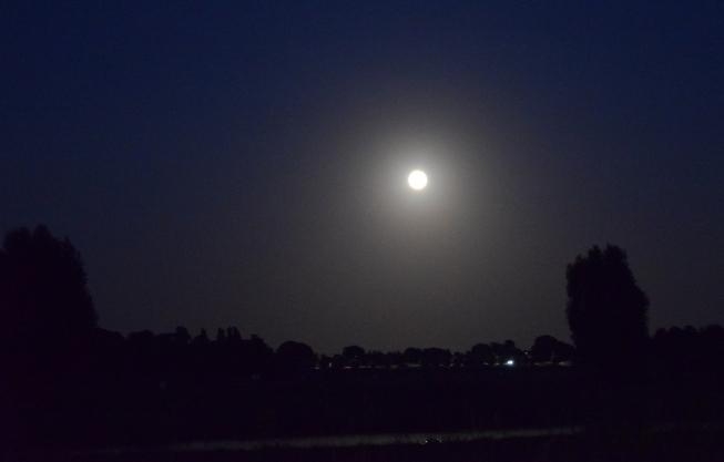 André Kuipers neemt bezoekers bostheater mee naar de maan