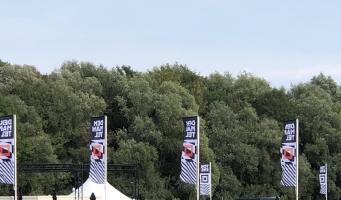 Dekmantel Festival in volle gang