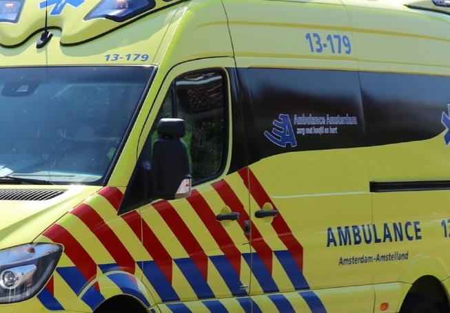 Amstelvener (58) omgekomen bij ongeval in Amsterdam