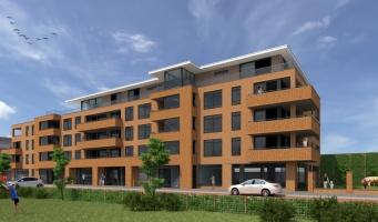 Plan voor 25 luxe appartementen in Texelstraat