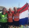 Speelsters Pinoké kronen zich tot wereldkampioen