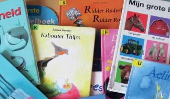Grote kinderboeken-inzamelingsactie in Amstelveen