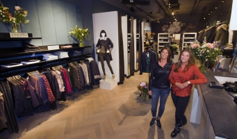 Nieuwe modezaak 'Maddox Next Door' geopend
