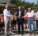 Nieuwe watervelden HV Myra officieel geopend