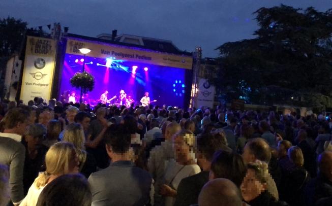 Lustrum-editie Jazz in het Dorp geweldig succes