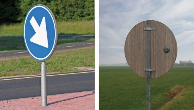 Eerste biobased proeftuin van Noord-Holland op Bosrandweg