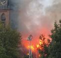Herdenkingsdienst Urbanuskerk; 1 jaar na de brand
