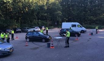 Amstelveense politiestudenten geslaagd na 'examen-controle'