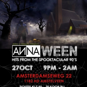 ANNAWEEN: Halloween Party Annakerk