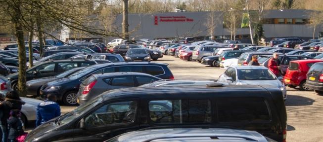Parkeerterrein Geitenboerderij gaat op de schop