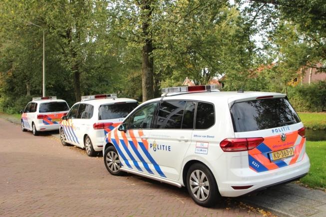 Politie treft overleden persoon aan in flatwoning [Update]