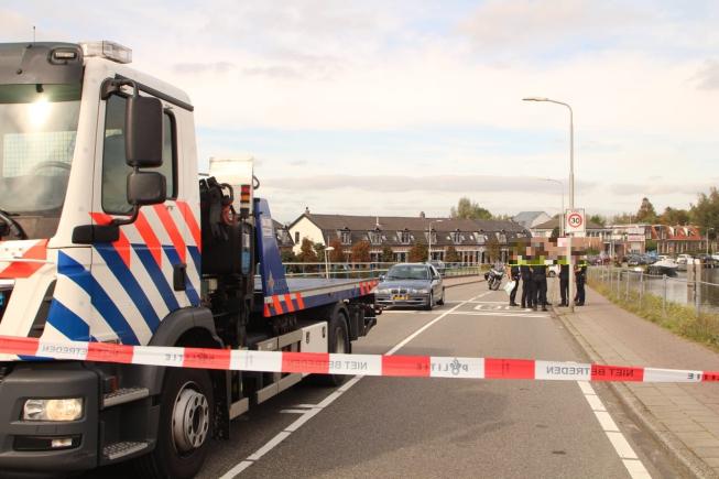 Politie pakt verdachte van reeks overvallen na achtervolging