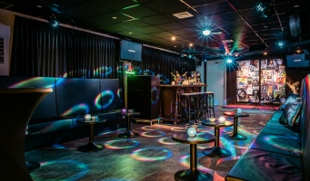 Nieuw in Amstelveen: Karaoke Party Room!