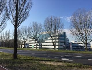 147 appartementen in kantoorgebouw aan Bouwerij