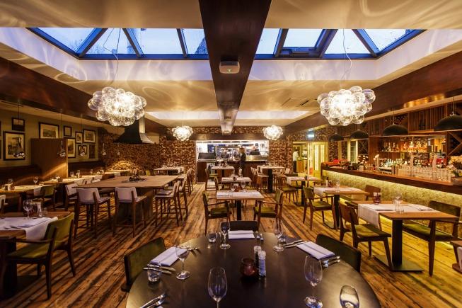 Amstelveenz Restaurantweek: Restaurant Colijn