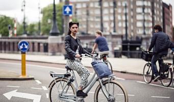 Nieuwe 'Cortina SmartBike' nu bij Bink Fietsen in Amstelveen