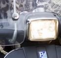 Scooterdieven slaan toe bij Amstelveense winkelcentra