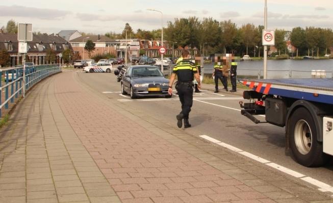 In Amstelveen aangehouden verdachte is 63-jarige serie-overvaller