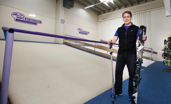 Goed voorbereid in topconditie op de skipiste dankzij Skischool Amstelveen
