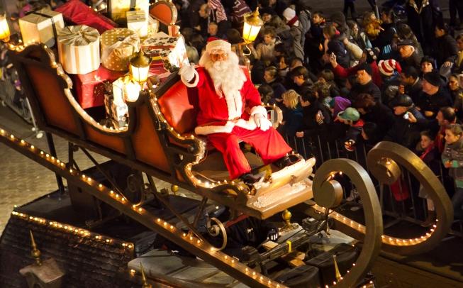 SBS6 Kerstparade komt naar Amstelveen