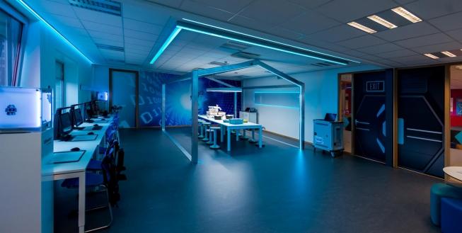 Amstelveen College en HP openen eerste innovatieve medialab