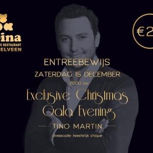 Abina Christmas Gala: Tino Martin