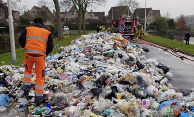 Amstelveense zorgen om 'kwetsbare' afvalverwerking