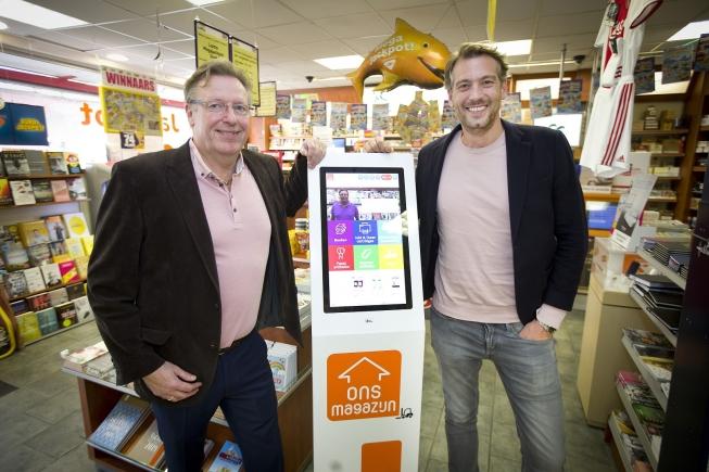 Ons Magazijn: de webshop van de lokale winkelier