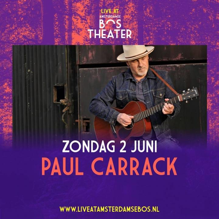 Live At: Paul Carrack