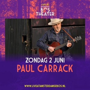 Live At: Paul Carrack