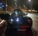 Aston Martin met vals Duits kenteken gespot