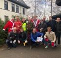 Kerstbomenverkoop voor KWF