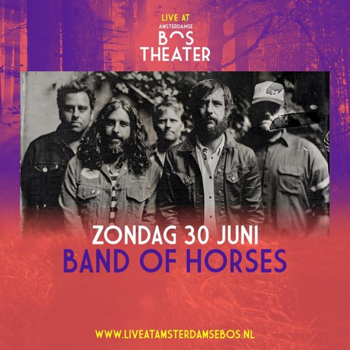 Live At: Band of Horses