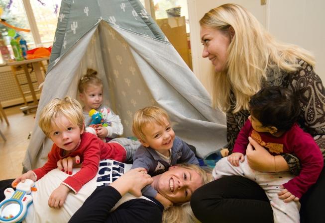 Speel-Inn: Je kind in vertrouwde handen