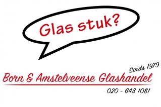 Born & Amstelveense Glashandel logo