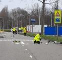 Politie Amstelveen bedankt omstanders voor hulp na gruwel-ongeval