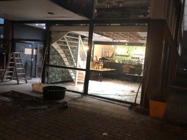 Door explosie getroffen sportschool moet deuren sluiten van burgemeester Amstelveen