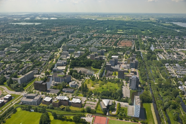 Amstelveen wil dolgraag nieuwe studentenwoningen bouwen; VVD-Kamerleden doen dwars
