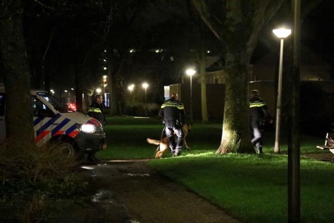 Politie Amstelveen heeft handenvol aan vluchtende inbrekers