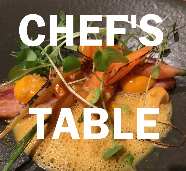 Chef's Table in Johanneskapel