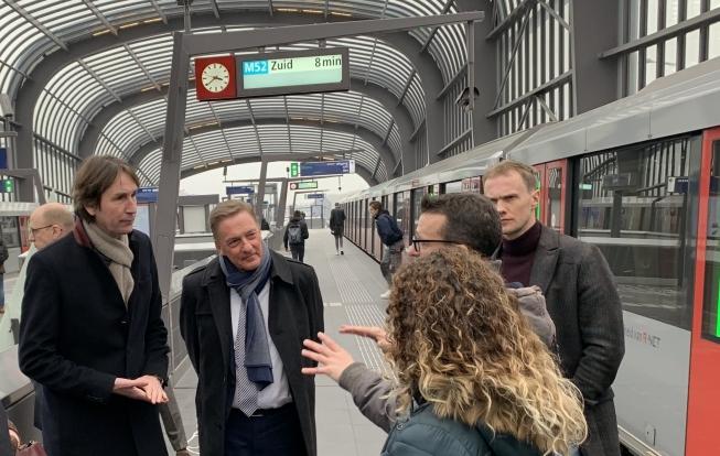 'Amstelveen trekt waardevolle lessen uit Noord-Zuidlijn'