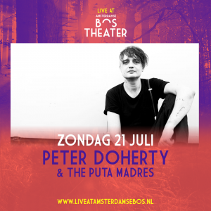 Live At: Peter Doherty