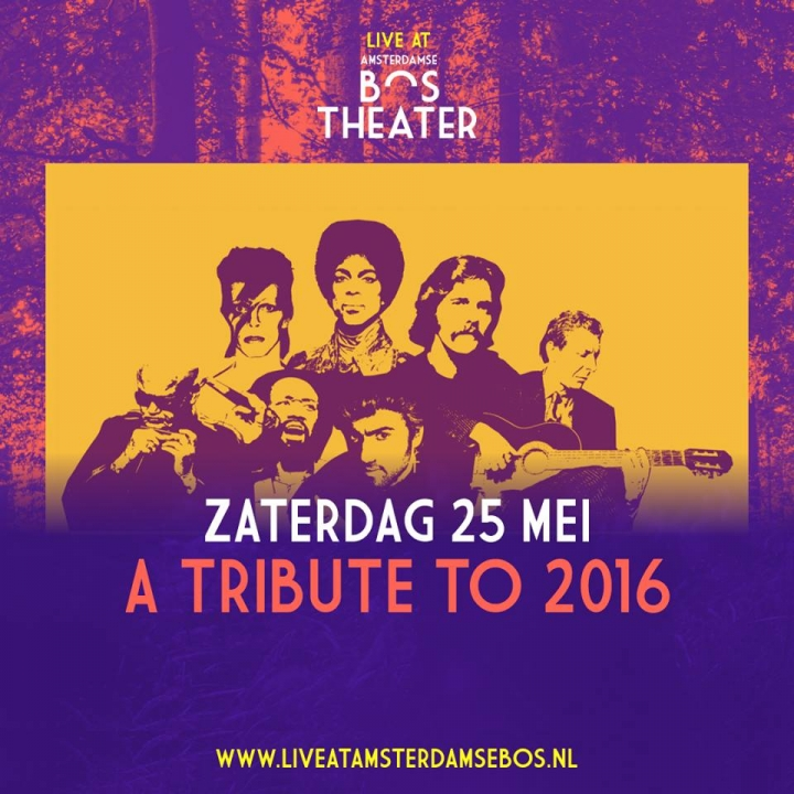 Live At: A Tribute To 2016 (Concert 1)