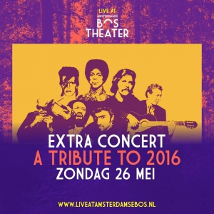 Live At: A Tribute To 2016 (Concert 2)