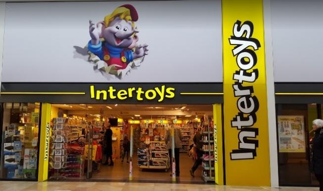 Speelgoedketen Intertoys failliet