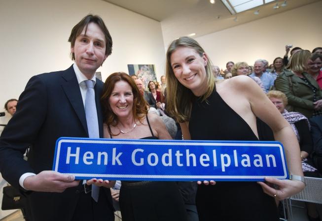 Straatnaam voor Henk Godthelp