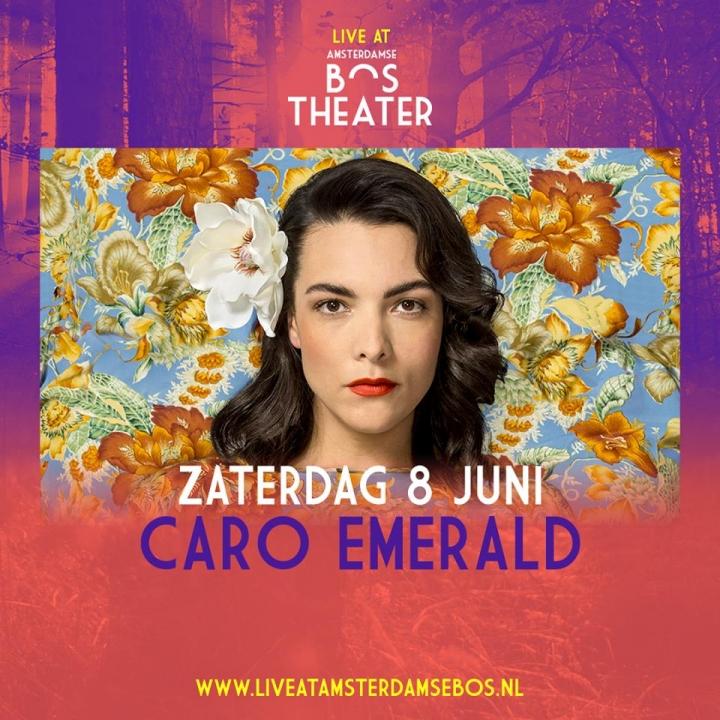 Live At: Caro Emerald